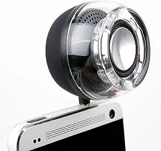 Mini altavoz portátil para smartphones Sony NW-ZX2 Walkman, Sharp Aquos Crystal 2 y RugGear rg310 recargable, inalámbrico Via toma jack: Amazon.es: Electrónica