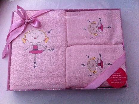 Disegno Bagno Per Bambini : Boxed viso in 100% cotone ad asciugatura rapida bambini