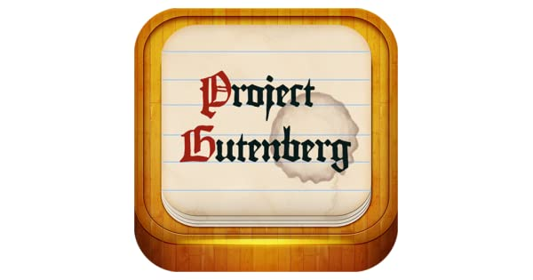 Project Gutenberg - Free eBooks: Amazon.es: Appstore para Android