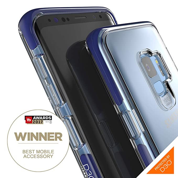 quality design 9bceb 05ba1 Amazon.com: Gear4 Piccadilly Clear Case with Advanced Impact ...