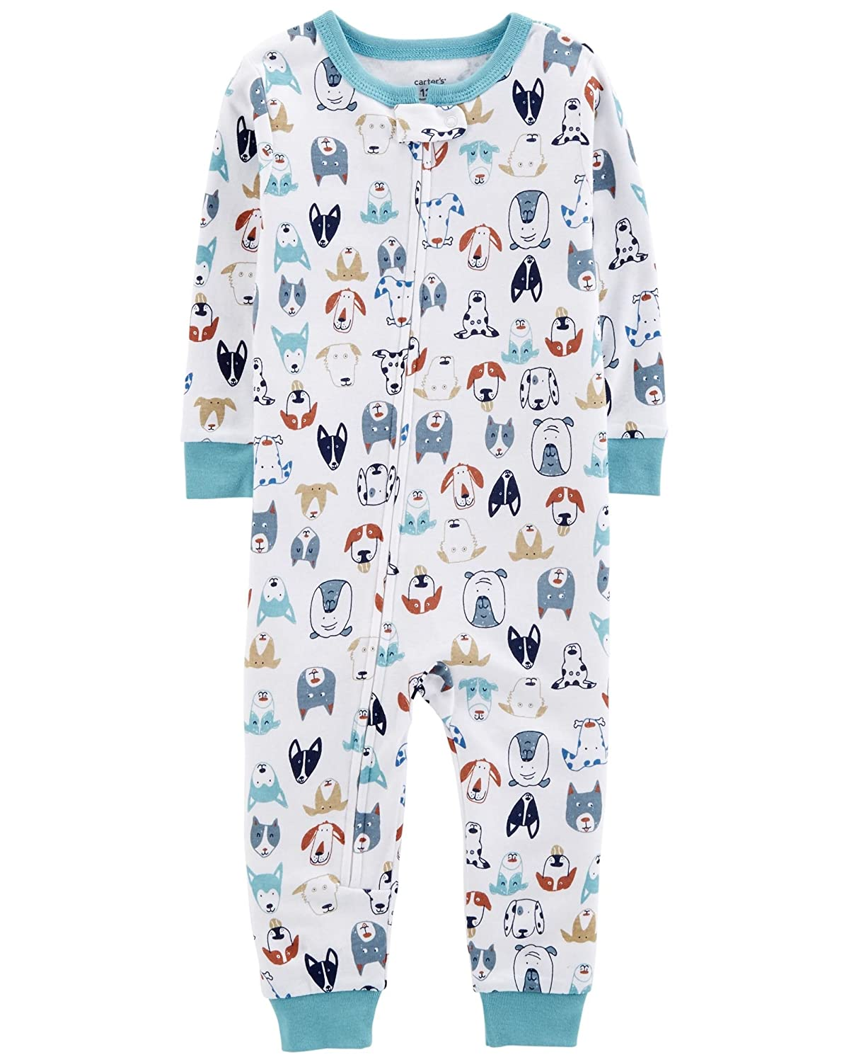 Carter's Baby Boys' 1-Piece Pajamas Carter' s P000515913