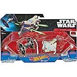 Hot Wheels Star Wars Rebels Ghost vs. Tie Fighter Starships (Pack of 2)