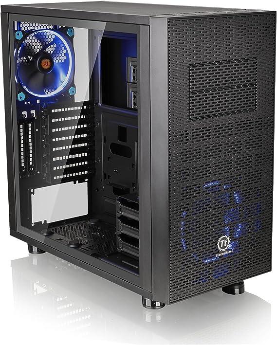 Thermaltake Core X31 RGB Edition ATX Mid Tower de Juego Juegos de Ordenador de refrigeración de Agua ca-1e9 – 00 m1wn-02: Amazon.es: Informática