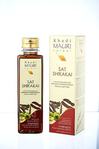 Khadi Mauri Herbal Olive Oil, 250ml