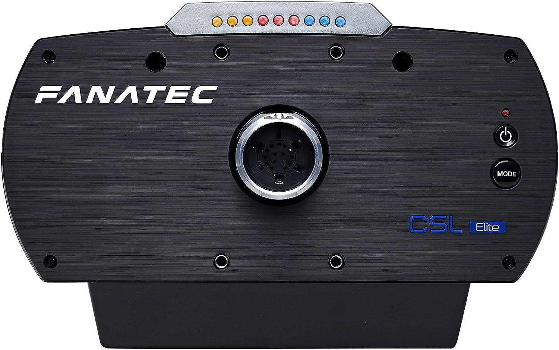 Amazon com: Fanatec CSL Elite Starter Kit for PS4 and PC