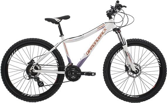 Diamondback RID16LWH - Bicicleta de montaña para Mujer, Talla S (153-164 cm), Color Negro: Amazon.es: Deportes y aire libre