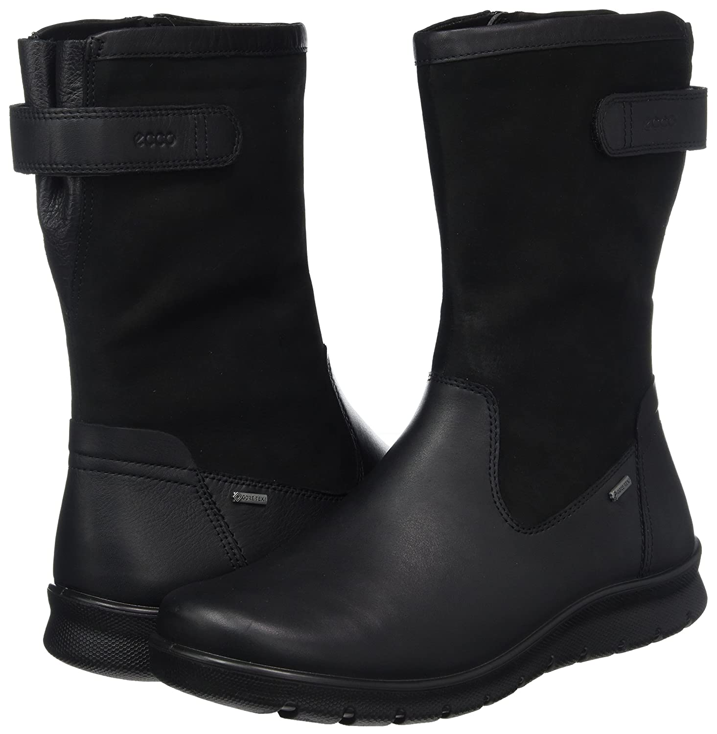 ECCO Women's Women's Babett Gore-Tex EU Winter Boot B01MRA1DVM 41 EU Gore-Tex / 10-10.5 US|Black 3e55e0