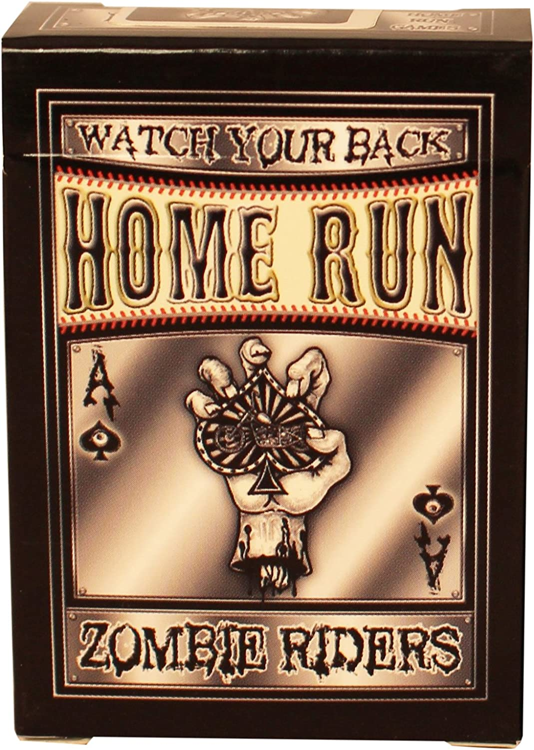 Home Run Games Zombie Rider Mini Playing Cards