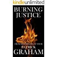 Burning Justice (Max Harrison Book 4)