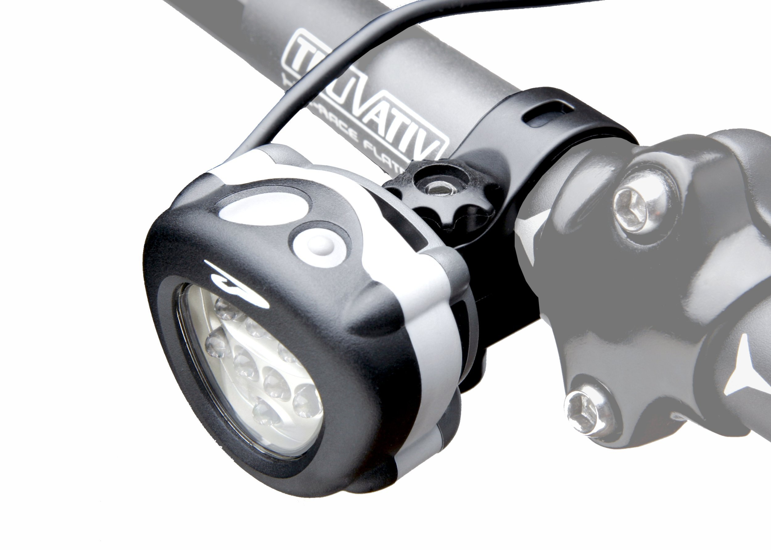 Princeton Tec Corona Bike Light (90 Lumens, Black)