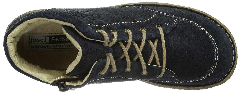 Josef Seibel Damen Neele Neele Damen 01 Stiefel Blau (Ocean 590) 95b9e5