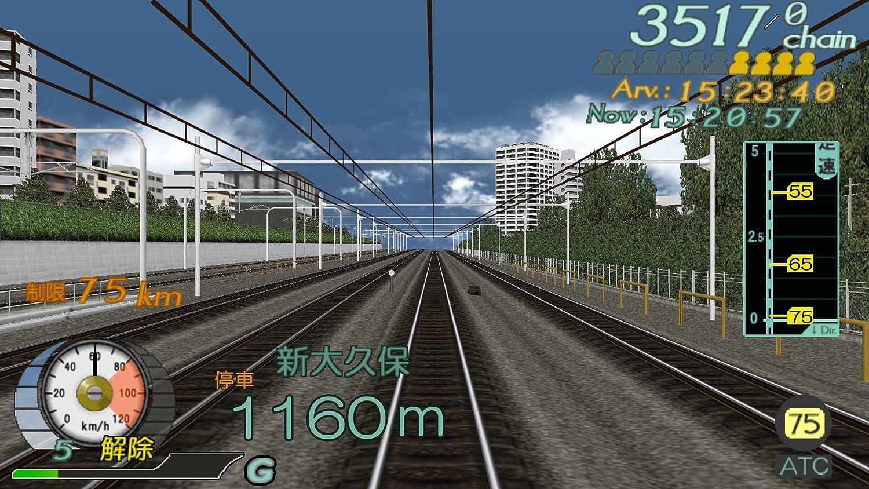 Des Amateurs de Densha de Go - Railfan - Train Simulator ps2 ? 81RP7f-TWmL._SL1500_