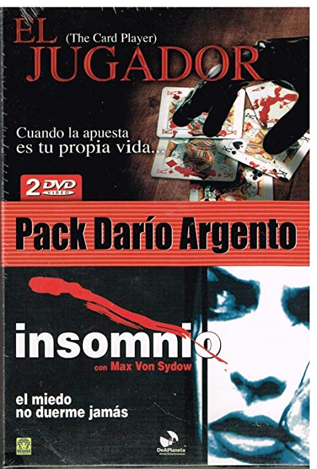 Pack Dario Argento [DVD]: Amazon.es: Varios: Cine y Series TV