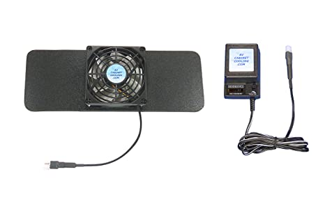 Dish DVR Cooling Fan: VIP-722, VIP-622, VIP-922 and VIP-612 DVR with  multispeed