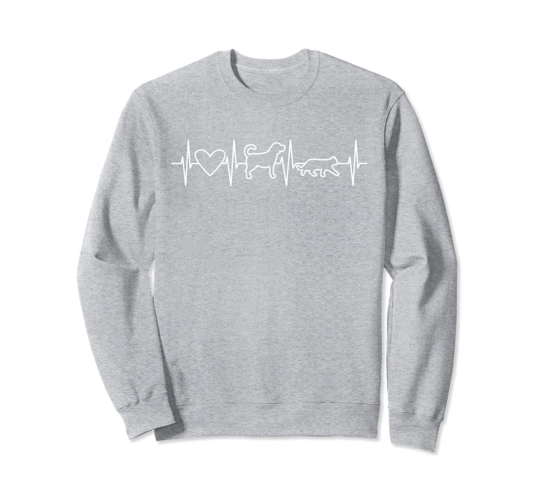 c6b29c9c Veterinarian Gift Sweatshirt Love Vet Tech Animal Lover Tee-ah my shirt one  gift