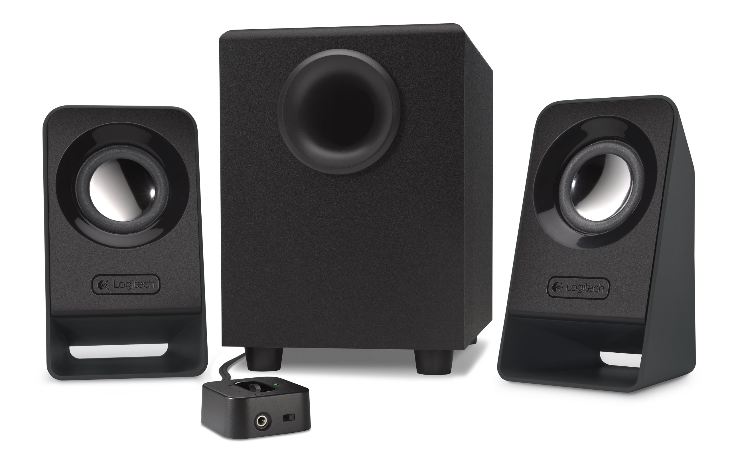 Logitech Multimedia 2.1 Speakers Z213 for PC and Mobile Devices by Logitech (Image #2)