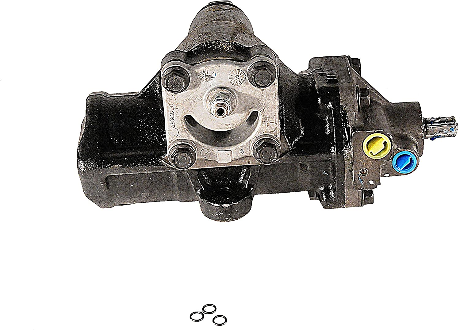 ACDelco 19330495 GM Original Equipment Steering Gear Assembly with Nut, Washer, and Seals, Remanufactured