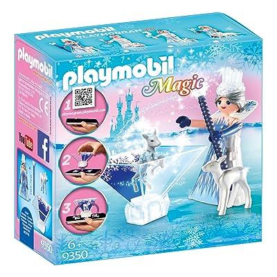 Playmobil 9350–Princesse Glace cristal Jeu