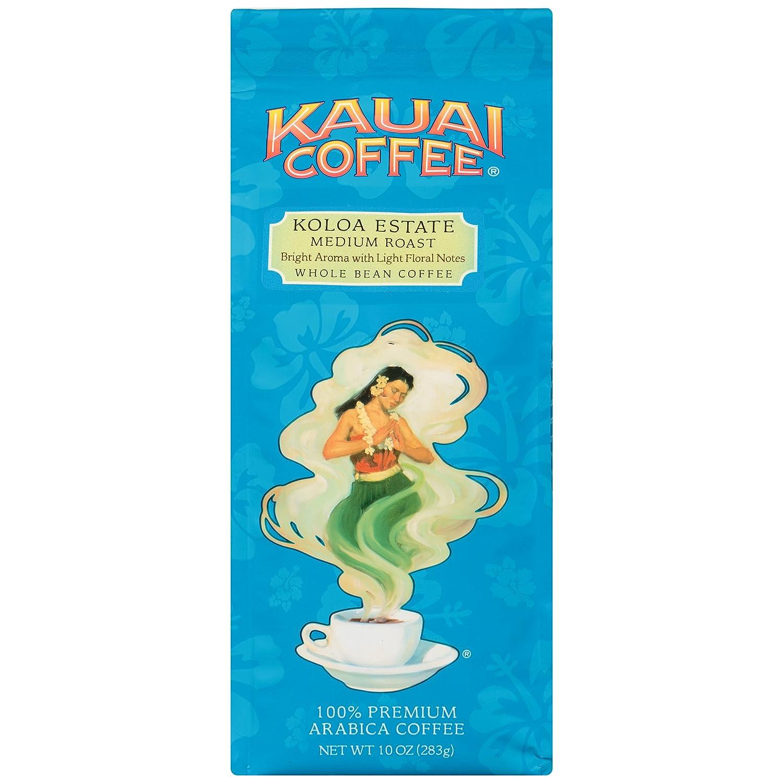 Kauai Whole Bean Kona Coffee Review