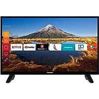 Telefunken XH32E411N 81 cm (32 Zoll) Fernseher (HD ready, Smart TV, Triple Tuner)