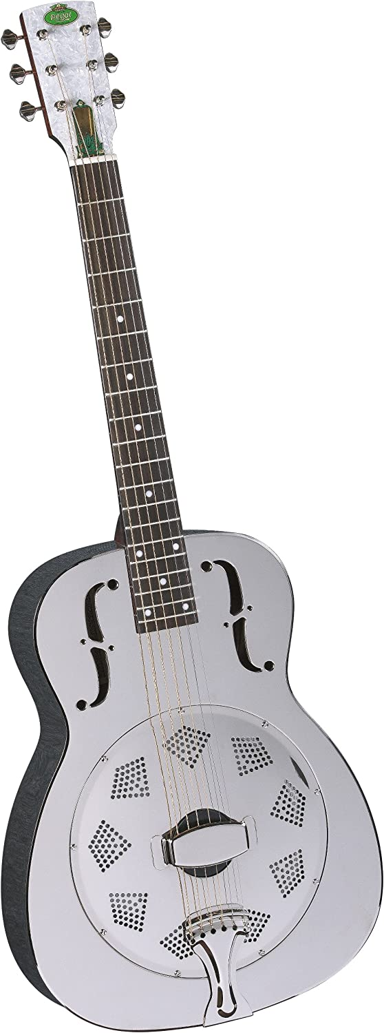 Regal Duolian Style-O RC-2 - Guitarra resonadora: Amazon.es ...