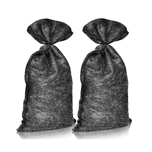 7 x 1Kg Vliesbeutel Luftentfeuchter Granulat Raumentfeuchter Calcium Chlorid