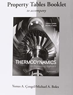 Thermodynamics property tables yunus a and michael a boles cengel property tables booklet for thermodynamics an engineering approach fandeluxe Gallery