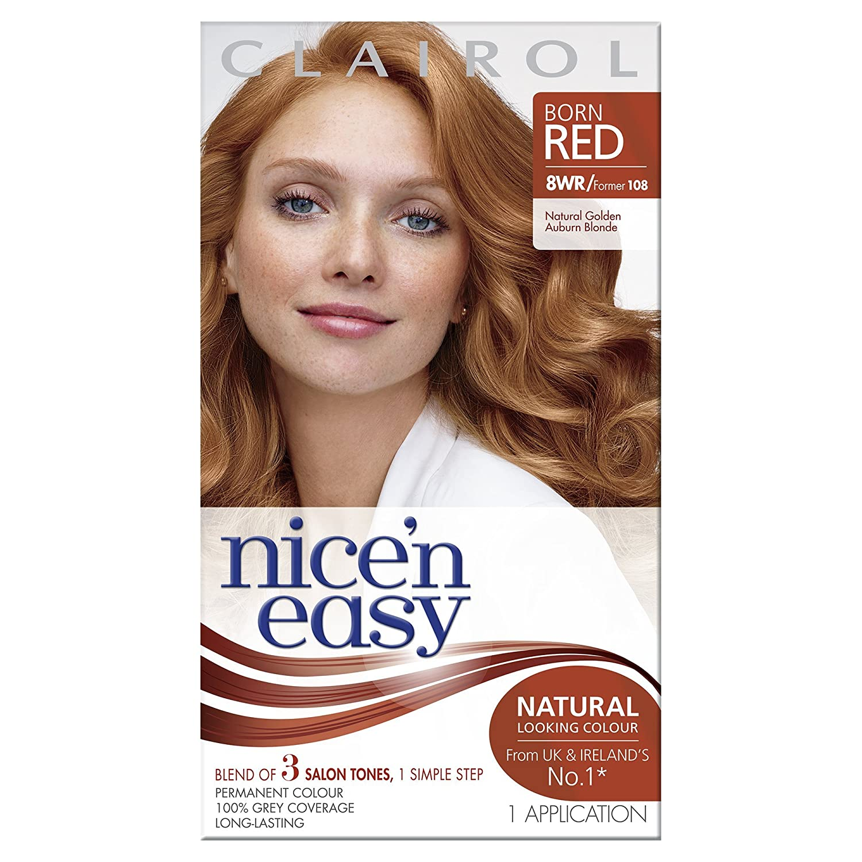 Amazon Clairol Nice N Easy Permanent Hair Colour 108 Natural
