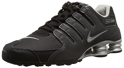 Nike Shox NZ EU, Scarpe Sportive, Uomo