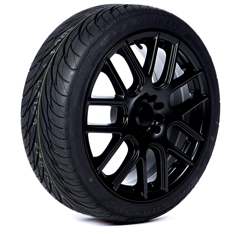 Federal SS-595 All-Season Radial Tire 215//45R17 87V
