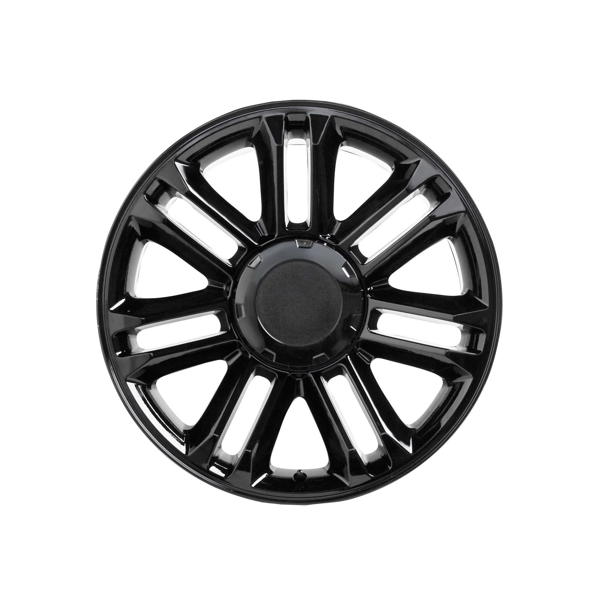Wheel Replicas V1165 Gloss Black Wheel (22x9''/6x5.5'') by Wheel Replicas (Image #3)