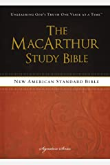 The NASB, MacArthur Study Bible, eBook: Holy Bible, New American Standard Bible Kindle Edition