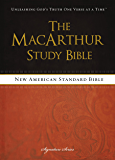 The NASB, MacArthur Study Bible, eBook: Holy Bible, New American Standard Bible