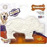 犬用歯磨きおもちゃ ナイラボーン デンタルチュウ(サイ) チキンフレーバー Midium [並行輸入品]