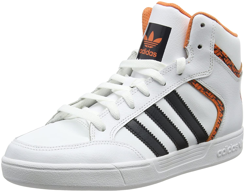the latest 9009f 7940b Adidas Varial Varial Varial Mid Scarpe da Skateboard Uomo B077T42PJT 41 1 3  EU Bianco (Ftwwht Carbon Traora Ftwwht Carbon Traora)   Gli Ordini Sono ...