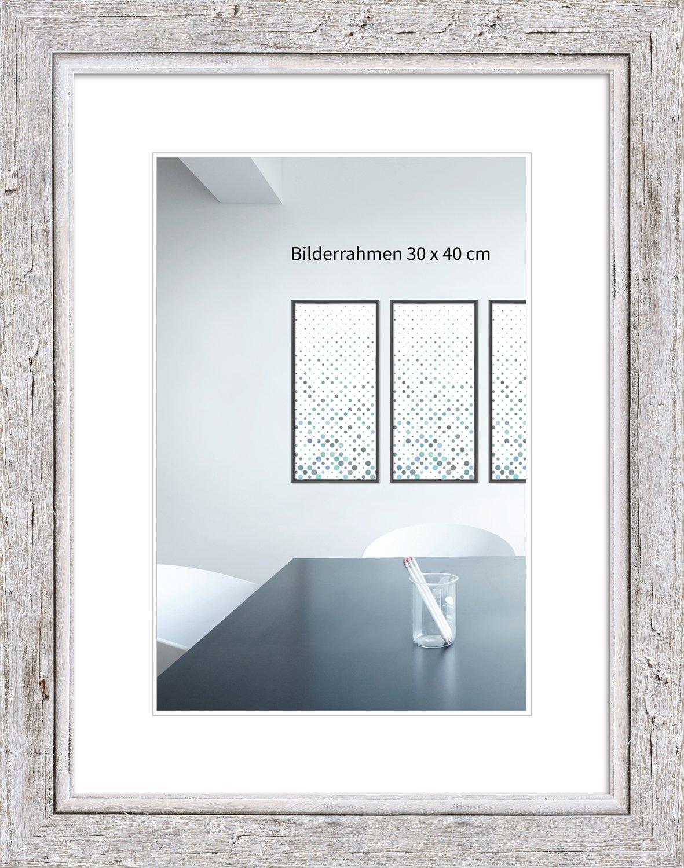 Holzrahmen H660 weiß 15x15 cm Normalglas Normalglas Normalglas 8c1486