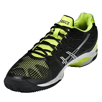 ASICS Gel Solution Speed 2 Clay Men's Tennis Shoes (Yellow
