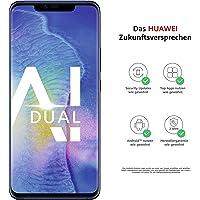 Huawei Mate20 Pro Dual-SIM Smartphone Bundle (6,39 Zoll, 128 GB interner Speicher, 6 GB RAM, Android 9.0, EMUI 9.0)midnight blau+ USB Typ-C-Adapter[Exklusiv bei Amazon] - Deutsche Version