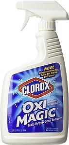 Clorox/Home Oxi Magic 04587 Stain Remover, 22 oz