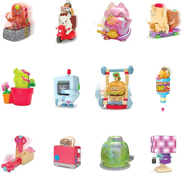 OH! My Gif collectible surprise toy mini figures for kids