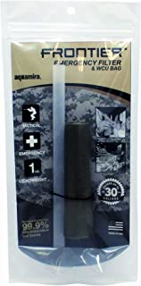 product image for Aquamira Frontier Tactical Emergency Water Filtration and Straw