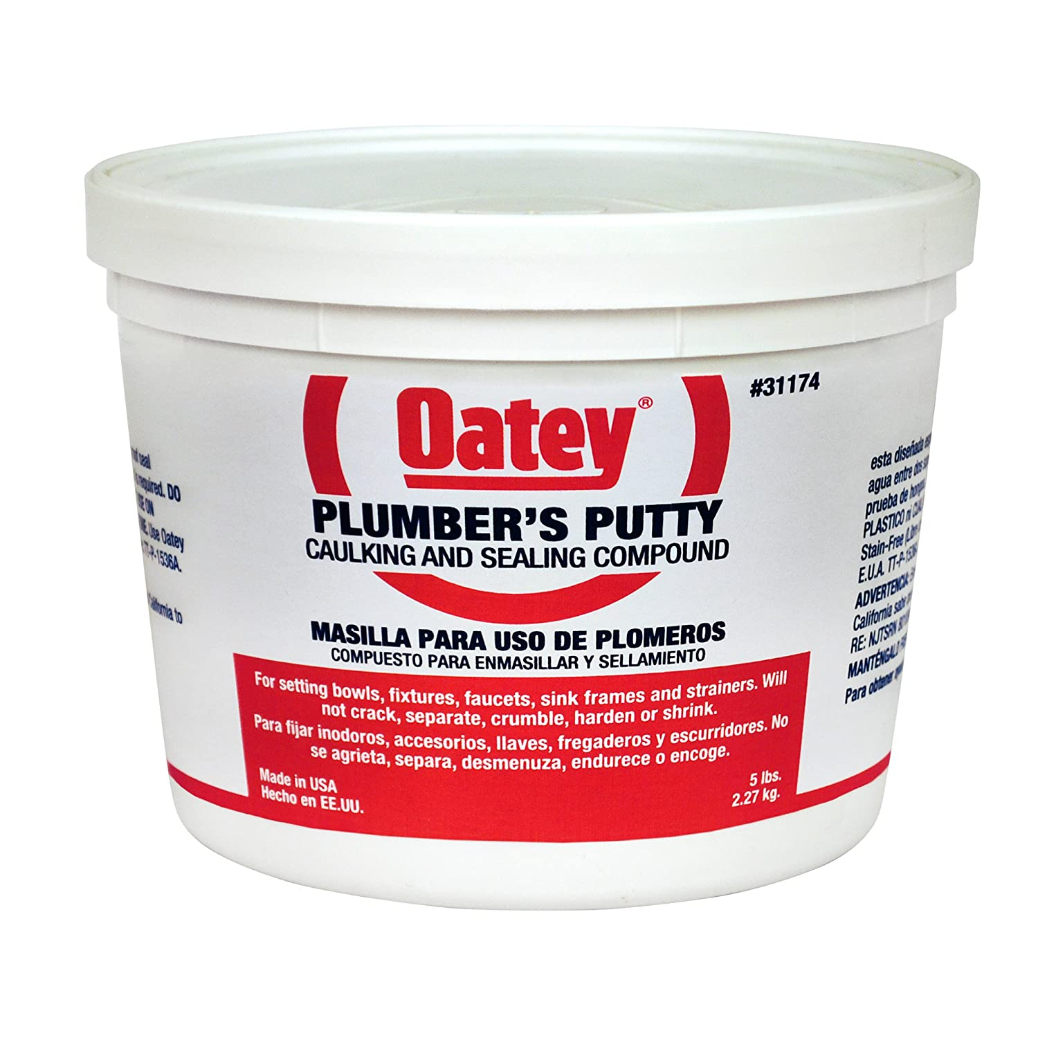 Oatey 31174 Putty Knives Small