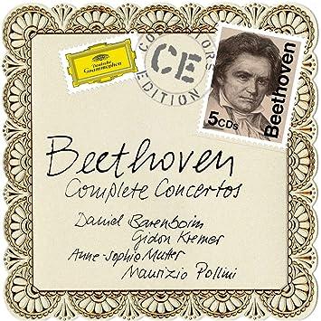 Beethoven: Conciertos Completos: Varios Artistas: Amazon.es: Música
