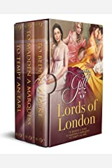 Lords of London: Books 1-3 Kindle Edition