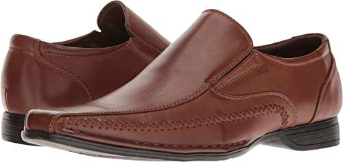 bac27726503 Steve Madden Men's Trace Cognac Loafer: Amazon.ca: Shoes & Handbags