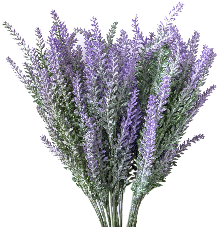 Hibery-6-Bundles-Artificial-Lavender-Plant-with-Silk-Lavender-Flowers-Lavender-Bouquet-for-Wedding-Decor-Home-Garden-Patio-Decoration