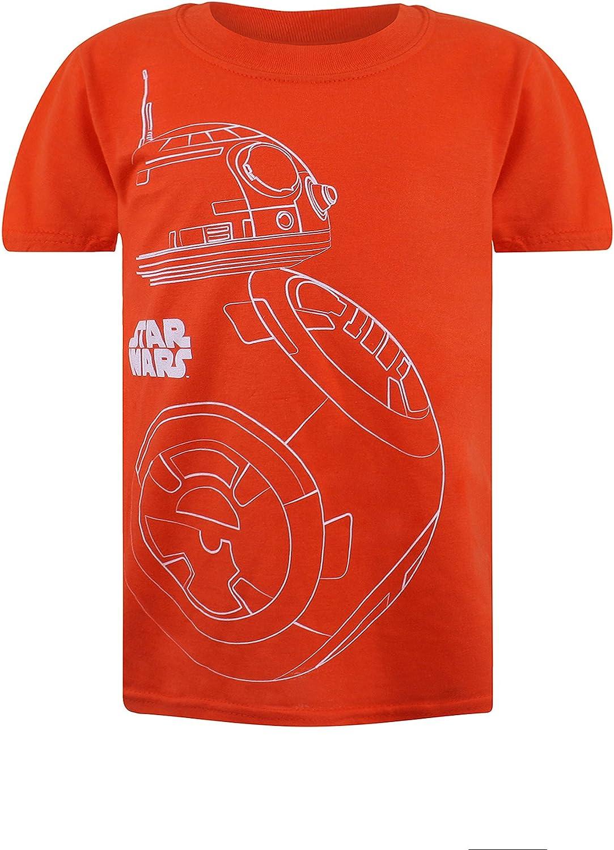 Star Wars T-Shirt Bambino