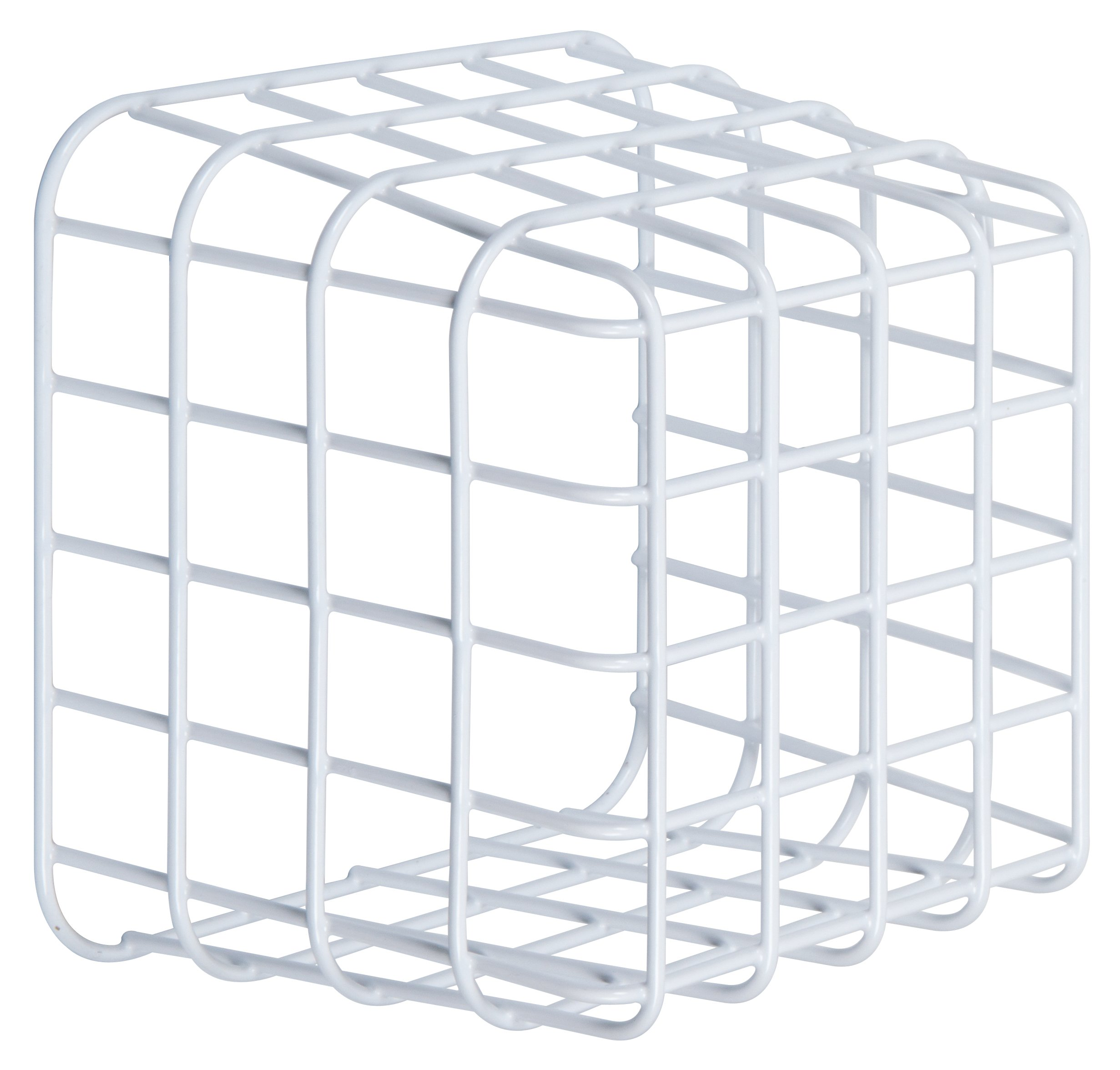 Safety Technology International, Inc. STI-9729 Steel Wire Guard Damage Stopper, Cube Cage Approx. 7'' x 7'' x 7'' by Safety Technology Intl