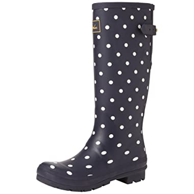 Joules Women's Wellyprint Rain Boot