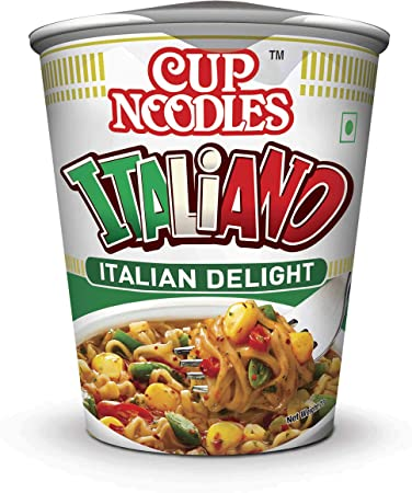 Cup Noodles Italiano, 70g
